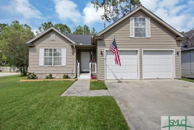165 Sugar Mill Circle, Savannah, GA 31419 (MLS #175572) :: The Arlow Real Estate Group