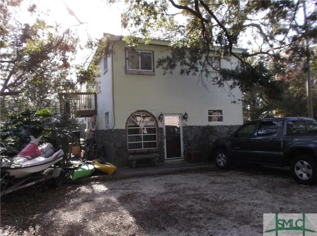 110 S Campbell Avenue, Tybee Island, GA 31328 (MLS #175606) :: The Arlow Real Estate Group