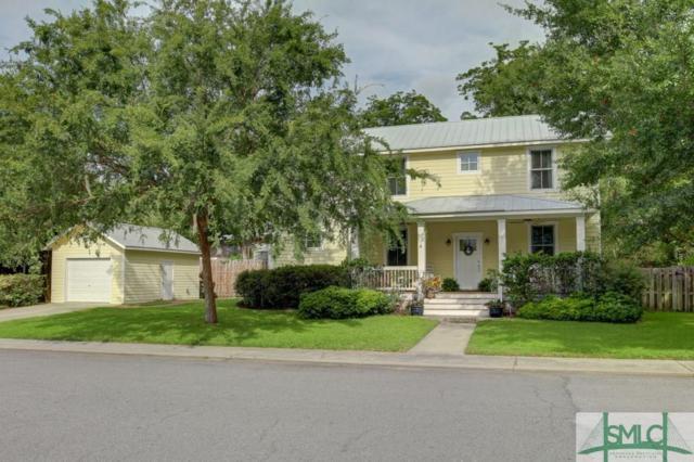 101 Daisy Court, Savannah, GA 31404 (MLS #175647) :: The Arlow Real Estate Group