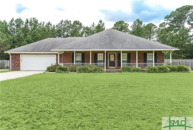 118 Woodland Way, Richmond Hill, GA 31324 (MLS #175656) :: The Arlow Real Estate Group
