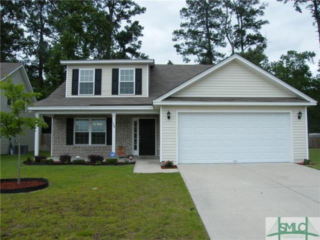 128 Calm Oak, Savannah, GA 31419 (MLS #175657) :: Teresa Cowart Team