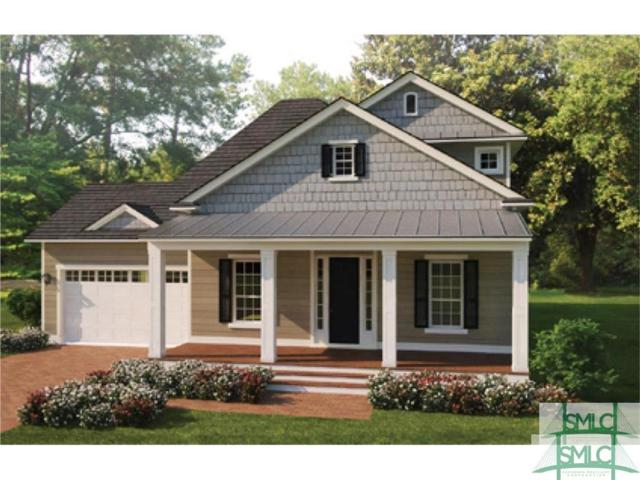 29 Bradford Pear Drive, Richmond Hill, GA 31324 (MLS #175672) :: The Arlow Real Estate Group