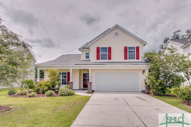 27 Glenwood Court, Pooler, GA 31322 (MLS #175681) :: The Arlow Real Estate Group
