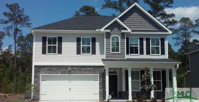140 Laguna Way, Savannah, GA 31405 (MLS #175712) :: The Arlow Real Estate Group