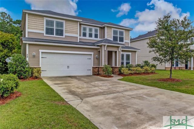 28 Melody Drive, Pooler, GA 31322 (MLS #175750) :: The Arlow Real Estate Group