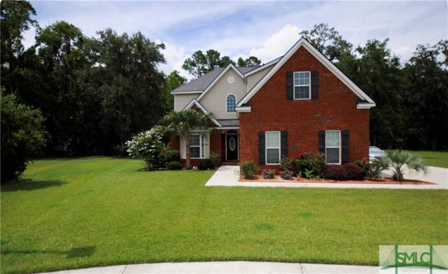 1009 White Oak Circle, Hinesville, GA 31313 (MLS #175754) :: The Arlow Real Estate Group