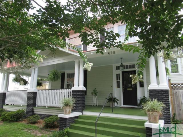 619 E 40th Street, Savannah, GA 31401 (MLS #175757) :: The Robin Boaen Group