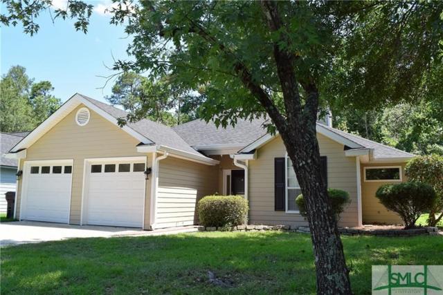 21 Cove Court, Savannah, GA 31419 (MLS #175777) :: The Arlow Real Estate Group