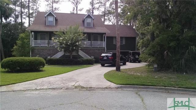 5 Cedar Cove, Savannah, GA 31410 (MLS #175811) :: The Arlow Real Estate Group