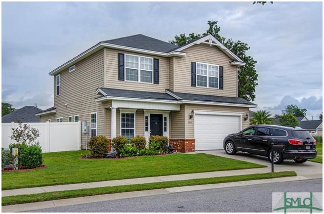 100 W Perry Drive, Richmond Hill, GA 31324 (MLS #175843) :: Coastal Savannah Homes