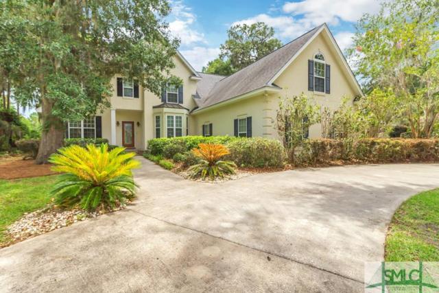 75 Channing Drive, Richmond Hill, GA 31324 (MLS #175885) :: Coastal Savannah Homes