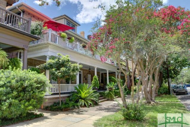411 E Hall Street, Savannah, GA 31401 (MLS #175892) :: Coastal Savannah Homes