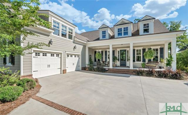 202 Spanton Crescent, Pooler, GA 31322 (MLS #176046) :: Coastal Savannah Homes