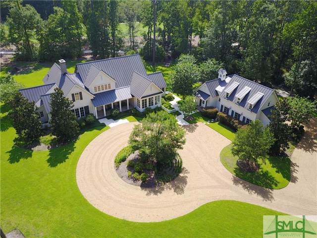 552 Myrtle Grove Lane, Richmond Hill, GA 31324 (MLS #176489) :: The Arlow Real Estate Group