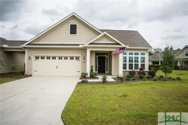 229 Kingfisher Circle, Pooler, GA 31322 (MLS #176519) :: Coastal Savannah Homes