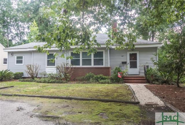 418 E 63rd Street, Savannah, GA 31405 (MLS #176598) :: Coastal Savannah Homes