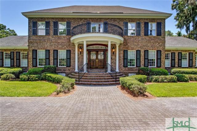 8 Marsh Harbor Drive N, Savannah, GA 31410 (MLS #176824) :: Coastal Savannah Homes