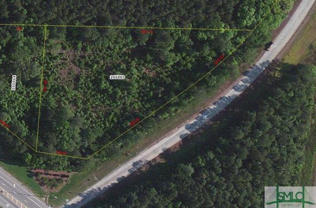 0 Hwy 84, Midway, GA 31320 (MLS #176971) :: Coastal Savannah Homes