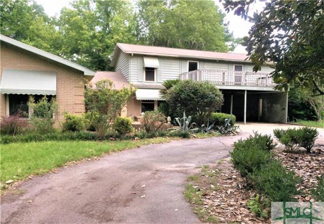 723 Zeigler Road, Bloomingdale, GA 31302 (MLS #176972) :: Coastal Savannah Homes