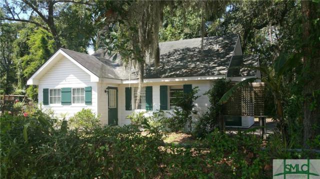 410 Clayton Street, Savannah, GA 31410 (MLS #177018) :: Coastal Savannah Homes