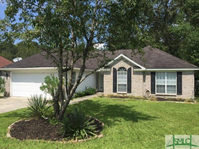 152 Cormorant Way, Savannah, GA 31419 (MLS #177045) :: The Arlow Real Estate Group
