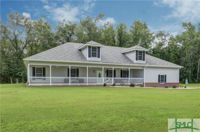 500 Keller Road, Guyton, GA 31312 (MLS #177123) :: Coastal Savannah Homes