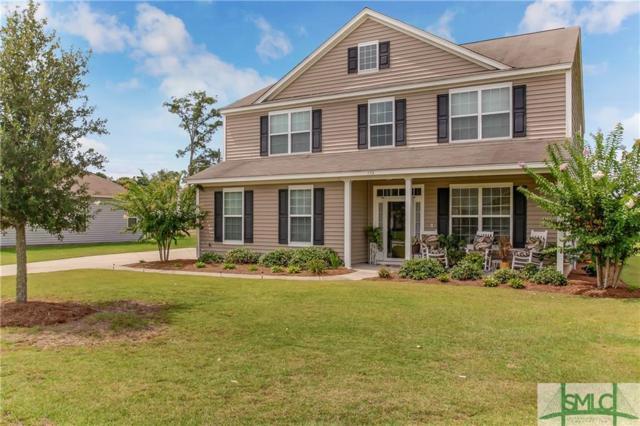 153 Shady Grove Lane, Savannah, GA 31419 (MLS #177130) :: Coastal Savannah Homes