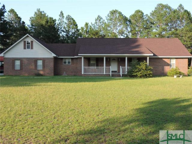 163 Magnolia Place, Guyton, GA 31329 (MLS #177165) :: Coastal Savannah Homes