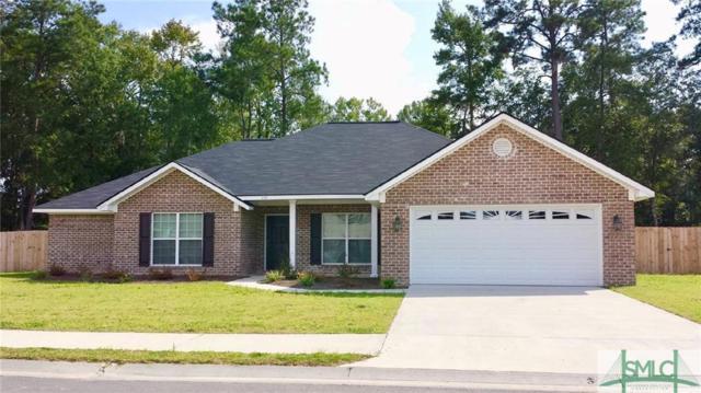 175 Whitaker Way, Midway, GA 31320 (MLS #177167) :: Coastal Savannah Homes