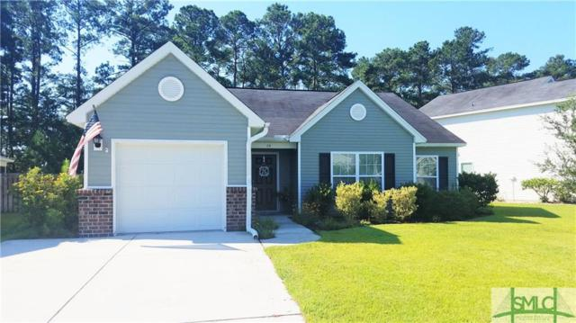 76 Hamilton Grove Drive, Pooler, GA 31322 (MLS #177175) :: Coastal Savannah Homes