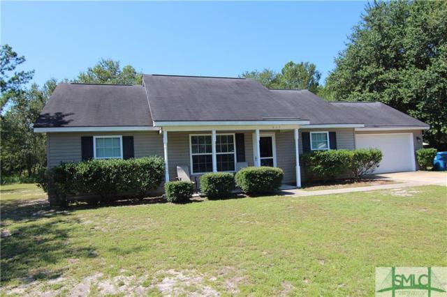 317 Barrister Circle, Guyton, GA 31312 (MLS #177176) :: Coastal Savannah Homes