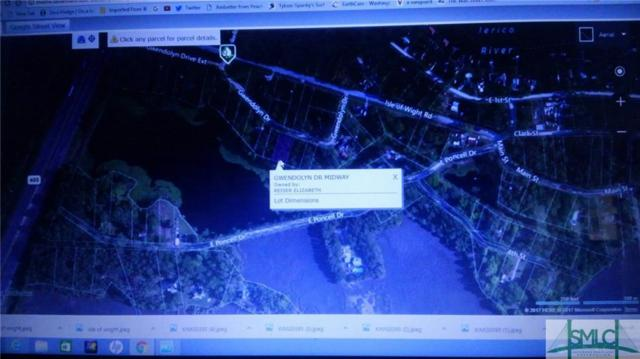 0 Gwendolyn Drive, Midway, GA 31320 (MLS #177178) :: Coastal Savannah Homes