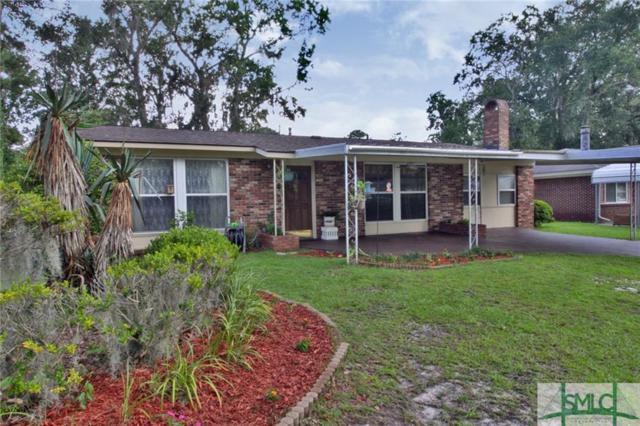 117 Ventura Boulevard, Savannah, GA 31419 (MLS #177191) :: Coastal Savannah Homes
