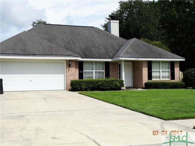 170 Reese Drive, Richmond Hill, GA 31324 (MLS #177196) :: Coastal Savannah Homes