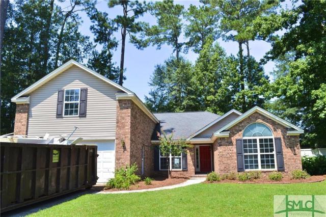 209 Brookstone Court, Rincon, GA 31326 (MLS #177201) :: Coastal Savannah Homes