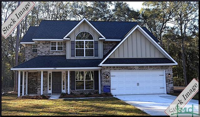 38 Maggie Lane, Allenhurst, GA 31301 (MLS #177202) :: Coastal Savannah Homes