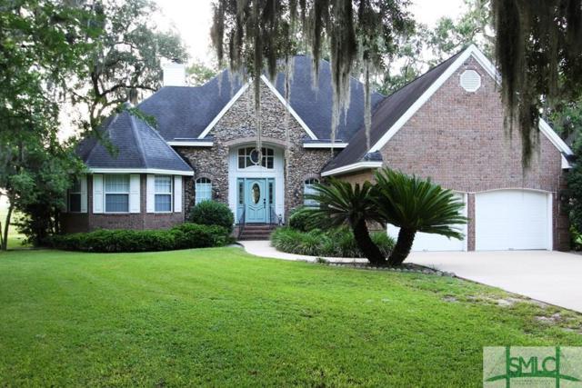 245 Youmans Road, Midway, GA 31320 (MLS #177204) :: Coastal Savannah Homes