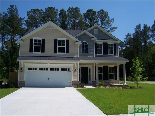 6 Whitaker Way N, Richmond Hill, GA 31324 (MLS #177206) :: Coastal Savannah Homes