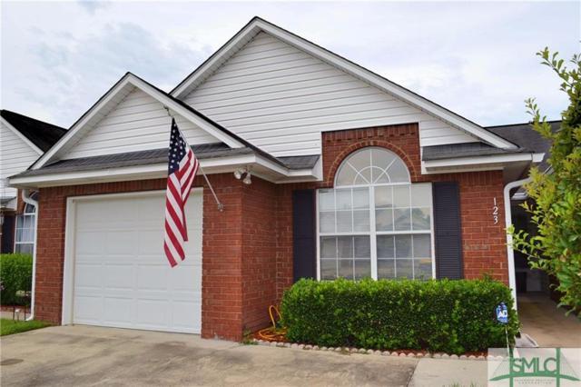 123 Towne Park Drive, Rincon, GA 31326 (MLS #177208) :: Coastal Savannah Homes
