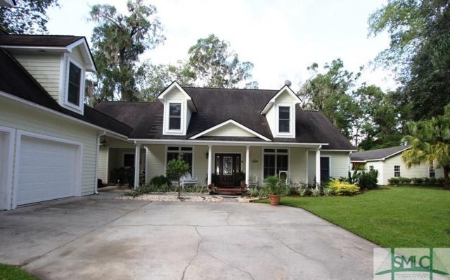 220 Dutchmans Cove Road, Midway, GA 31320 (MLS #177209) :: Coastal Savannah Homes