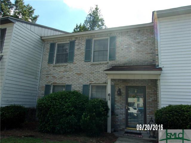 61 King James Court, Savannah, GA 31419 (MLS #177220) :: Coastal Savannah Homes
