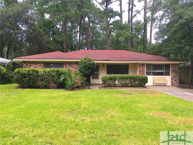 9206 Garland Drive, Savannah, GA 31406 (MLS #177234) :: Coastal Savannah Homes