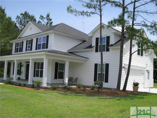73 Harvest Moon Drive, Savannah, GA 31419 (MLS #177256) :: Coastal Savannah Homes