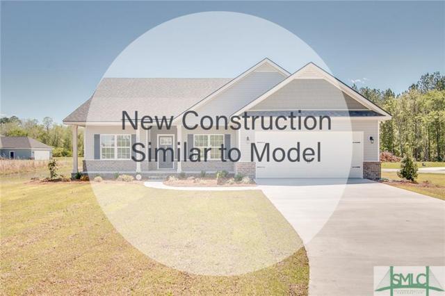 105 Rachel Court, Guyton, GA 31312 (MLS #177261) :: Coastal Savannah Homes
