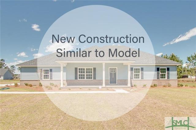 103 Rachel Court, Guyton, GA 31326 (MLS #177265) :: Coastal Savannah Homes