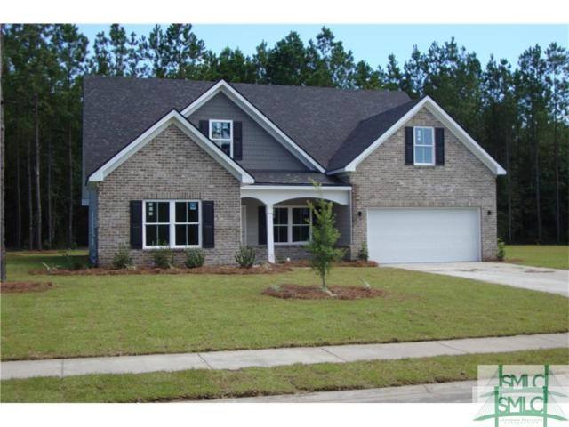 141 Timberland Circle, Richmond Hill, GA 31324 (MLS #177271) :: Coastal Savannah Homes