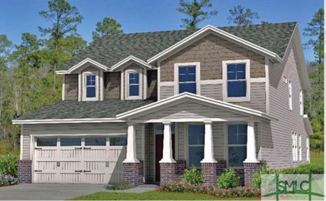 641 Wyndham Way, Pooler, GA 31322 (MLS #177649) :: The Arlow Real Estate Group
