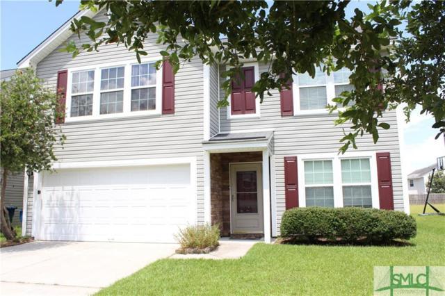 22 Lake Shore Boulevard, Port Wentworth, GA 31407 (MLS #177804) :: The Arlow Real Estate Group