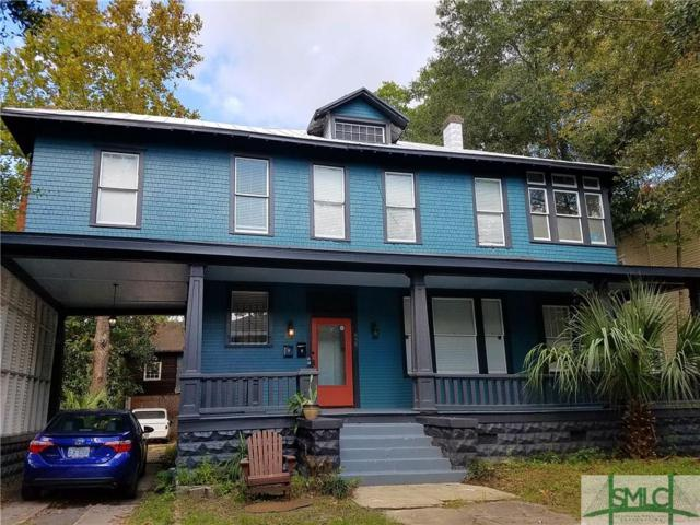 822 E Henry Street, Savannah, GA 31401 (MLS #177814) :: The Arlow Real Estate Group
