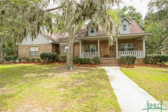 11 Mast Way, Savannah, GA 31419 (MLS #177846) :: The Arlow Real Estate Group